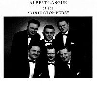 Cover Dixie Stompers